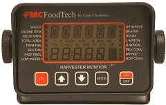 Oxbow / FMC Harvester Monitor