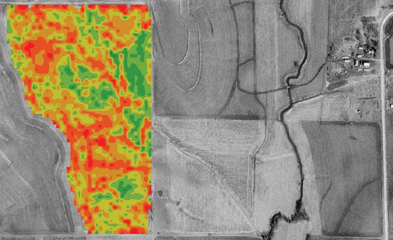 Elite Universal Yield Monitor - Field Mapping - % Moisture - Bushels on policy mapping, texture mapping, soil mapping, title mapping, power mapping,