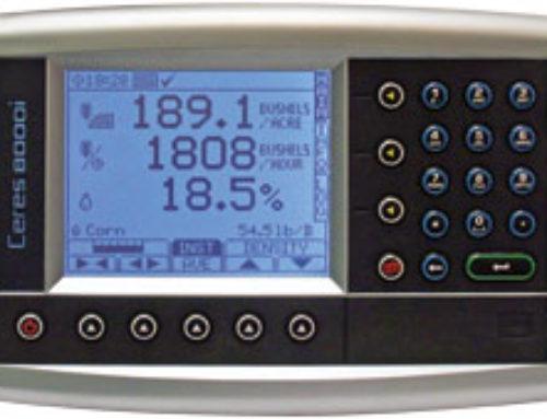 Deere 8000i Yield Install