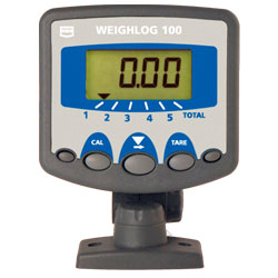 Weighlog 100 skid steer scales
