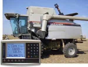 Yield Monitor Gleaner R Combine