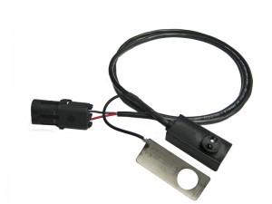 drill monitor air seeder blockage sensor