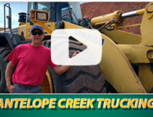 Antelope Creek Trucking on using Loup Weighlog Scales