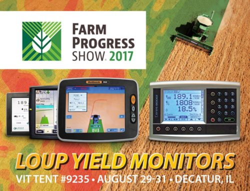 Loup Electroncis at Farm Progress 2017