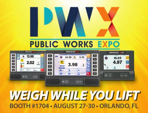 See the Latest in On Board Wheel Loader Scales at APWA PWX 2017
