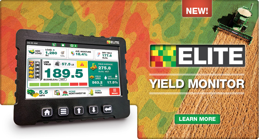 loup elite yield monitor